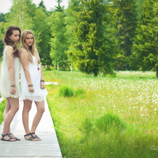 Stefanie & Alexandra