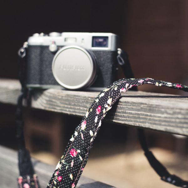 DIY Kameraband Überzug