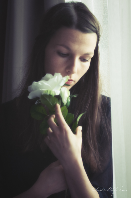 A dreamy selfportrait