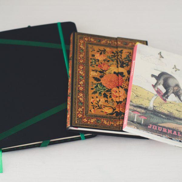 #3 bildhaft stolz | Tage-, Notiz- und Skizzenbücher