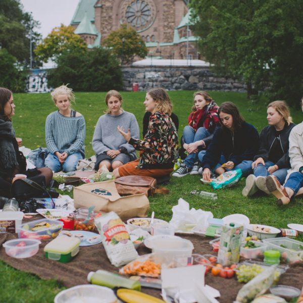 Nirrimi - Plant Love Picnic in Stockholm
